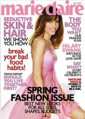 Hilary Swank Talks Life and Love