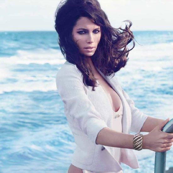 Jessica Biel W Magazine Interview (Video)