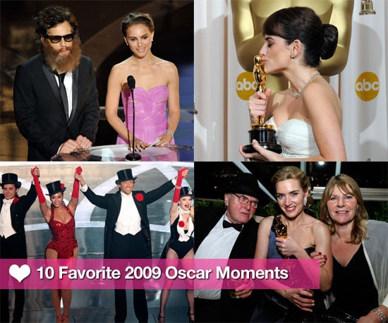 PopSugar's Favorite 2009 Oscar Moments