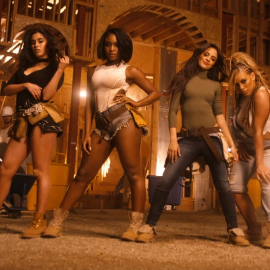 "Fifth Harmony's ""Work From Home"" Music Video"