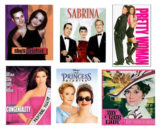 Which Movie Makeover Is Your Favorite?