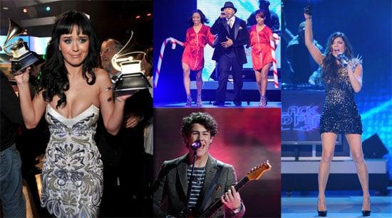 Photos of Fergie, Katy Perry, Nick Jonas At 2010 Grammy Award Nomination Show 2009-12-02 20:24:11