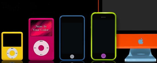ColorWare Color-Customizes New Apple Products