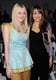 Dakota Fanning and Natalie Portman posed together as fans of Rodarte's collection in February 2012.