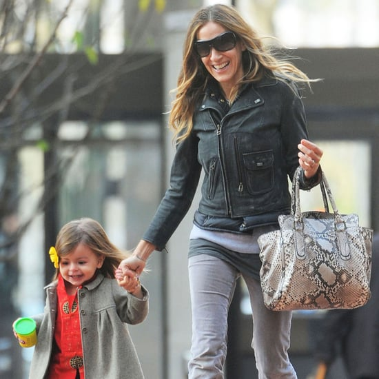 Sarah Jessica Parker With Tabitha, Loretta in NYC Pictures