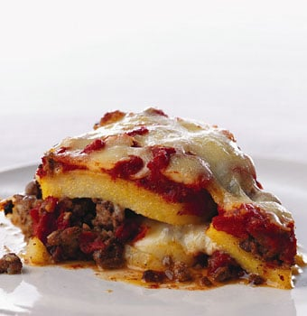 "Fast, Easy Recipe for Lamb and Polenta ""Lasagne"""