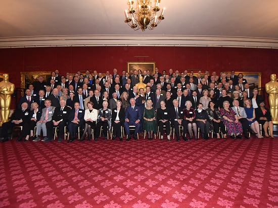 Can You Identify All 131 Oscar Winners (and Two Royals!) in This Amazing Photo?