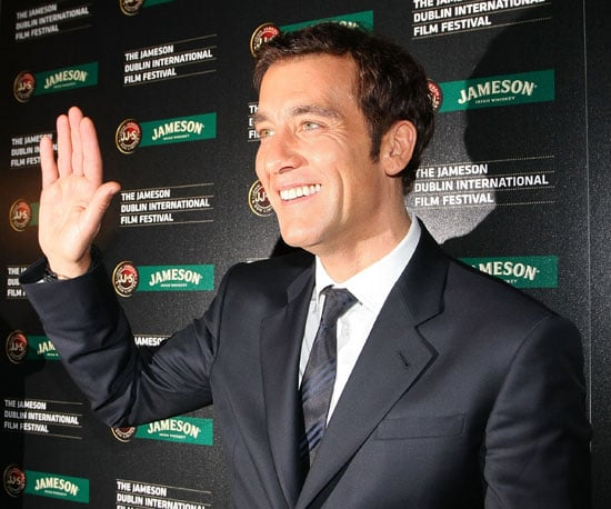 Photo of Clive Owen at the Jameson Dublin International Film Festival