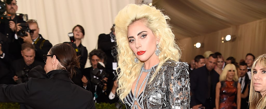 Lady Gaga Goes Back to Her Fame Monster Roots at This Year's Met Gala
