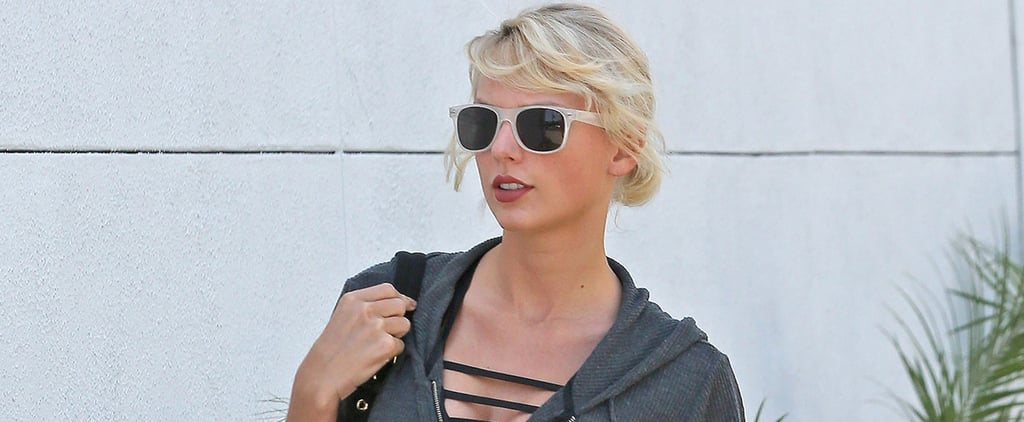 Taylor Swift Pops Up in LA Following Boyfriend Calvin Harris's Car Accident