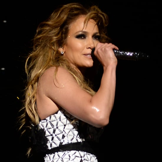 Jennifer Lopez Performing in Morocco | Video