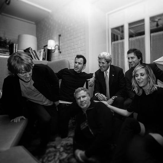 Meet the New U.S. Cabinet Members! Er, Kinda - Zoolander 2 Cast Has Surprise Congress with John Kerry