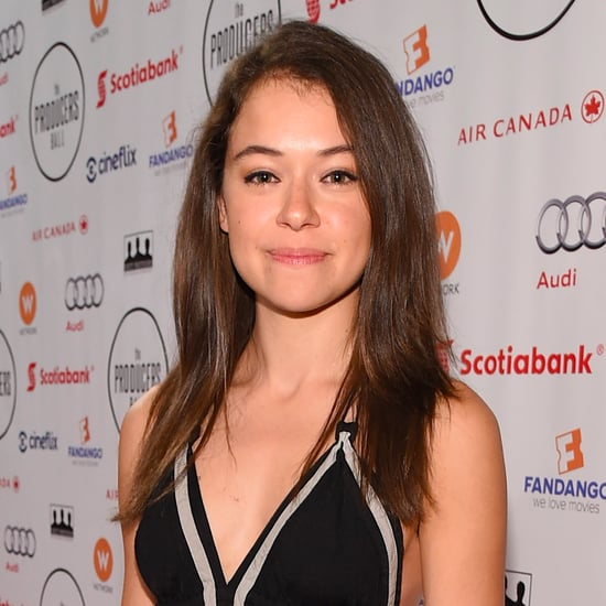 Tatiana Maslany Interview About Amy Schumer