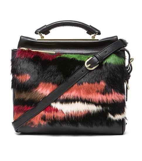 3.1 Phillip Lim Fur Ryder Satchel ($1,350)