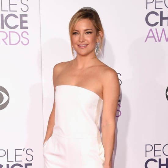 Kate Hudson's Jumpsuit at the People's Choice Awards 2016