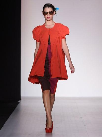 Mexico Fashion Week: Manhes Massun Spring 2009