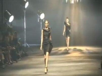 Paris Fashion Week: Lanvin Spring 2010 Video