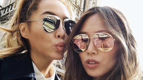 We're Calling It Now–These Sunglasses Are Going To Be Everywhere This Summer