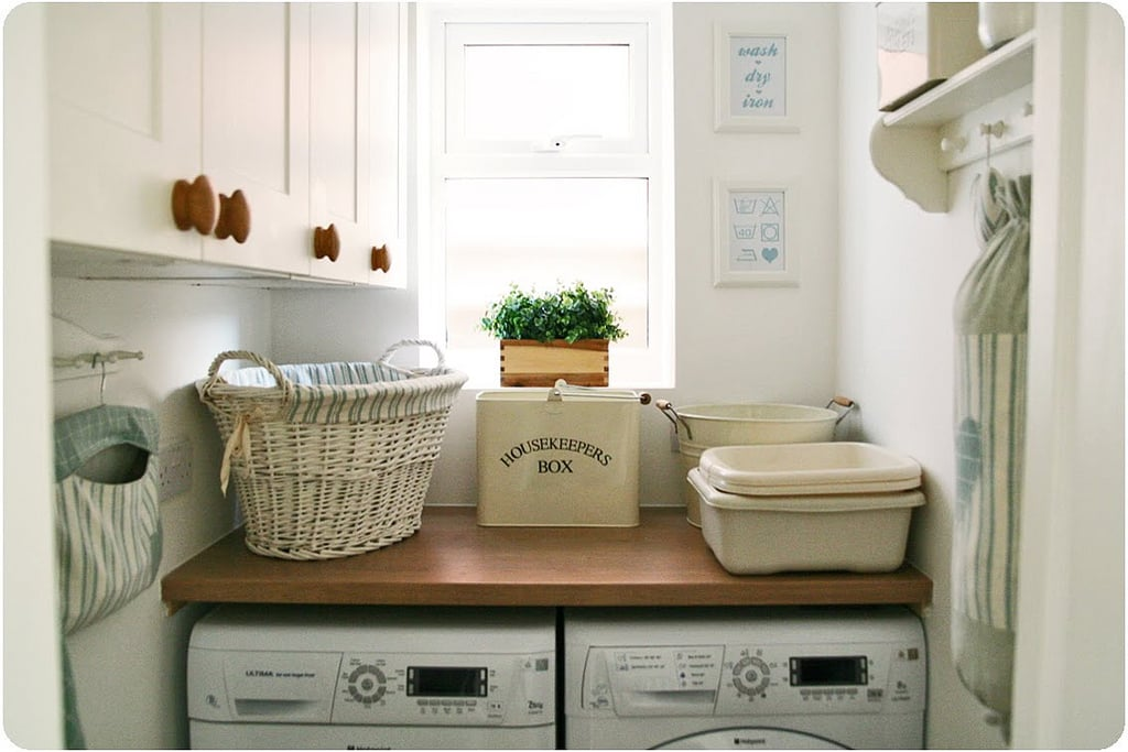 Organize Your Laundry Room