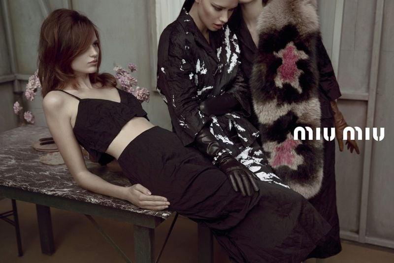 Photo courtesy of Miu Miu