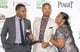 Michael got in on the winning fun with Fruitvale Station director Ryan Coogler and costar Octavia Spencer.