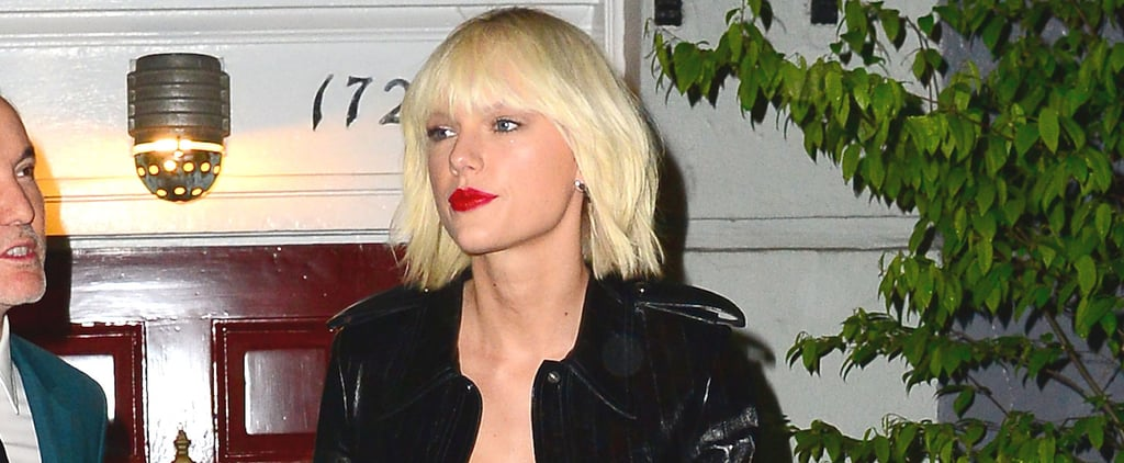 Taylor Swift, Tom Hiddleston, and Idris Elba Casually Hang Out at Anna Wintour's House