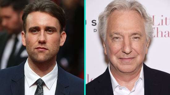 'Harry Potter' Star Matthew Lewis Remembers the 'Surreal' Day Alan Rickman Died
