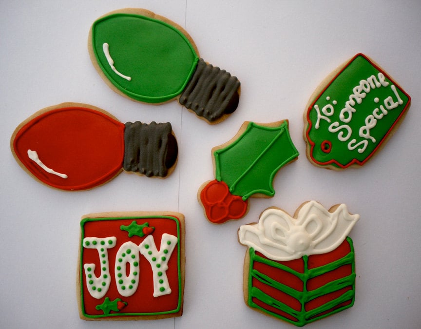 Christmas Cookies For Someone Special