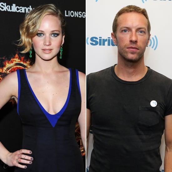 Is Jennifer Lawrence Dating Chris Martin?
