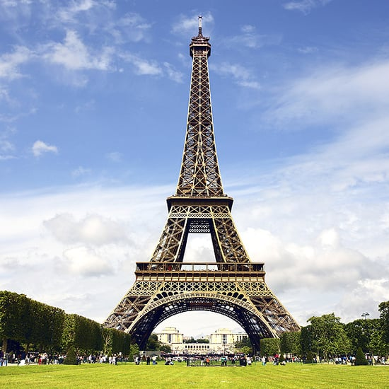 The Eiffel Tower Could Be Your Own Private Hotel for a Night - Here's How