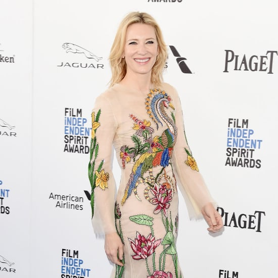 Cate Blanchett's Dress at the Spirit Awards 2016