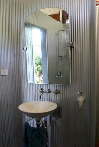 Cool Idea:  Metal Interiors