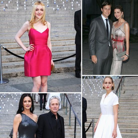 Dakota, Ivanka, and More Stars Kick off Tribeca With Vanity Fair