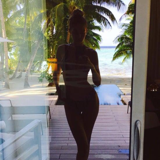 Gigi Hadid Responds to Body Shamer