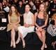 Anna Kendrick, Emmy Rossum, and Julie Henderson