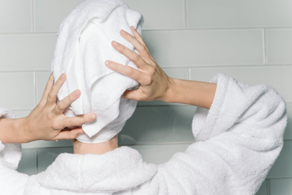How to keep your white towels clean popsugar home australia for How to keep white towels white