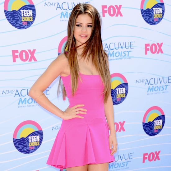 Selena Gomez at the Teen Choice Awards | Pictures