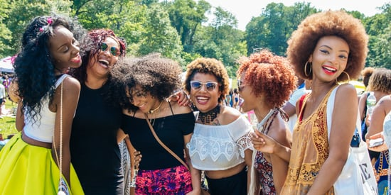 CurlFest Is The Ultimate Celebration Of Big, Beautiful Natural Hair