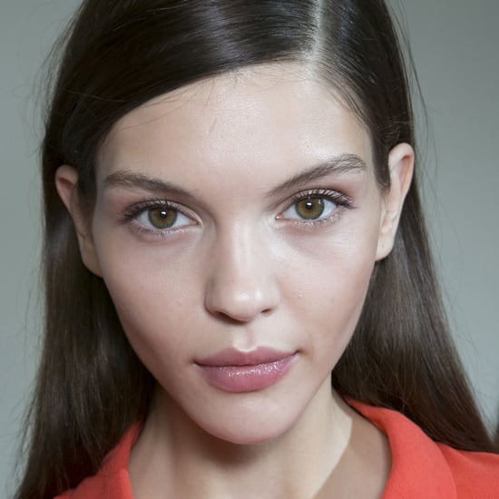 Backstage Beauty at Matthew Williamson 2014 Spring LFW
