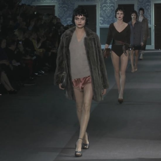 Louis Vuitton Fall 2013 Runway (Video)