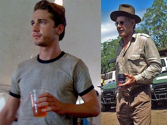Harrison & Shia: Handsome Indiana Men