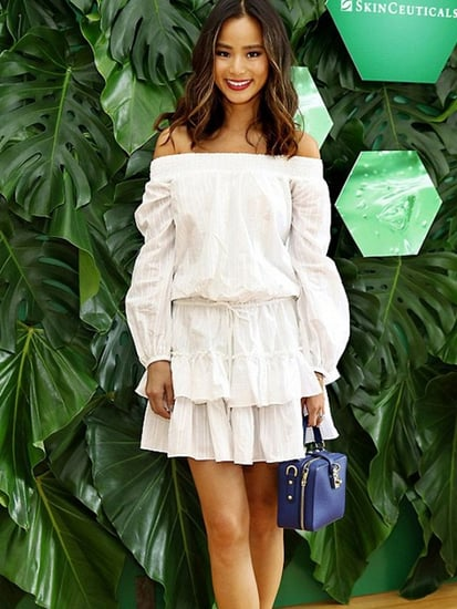 Jamie Chung Proves It's Okay to Match Your Accessories