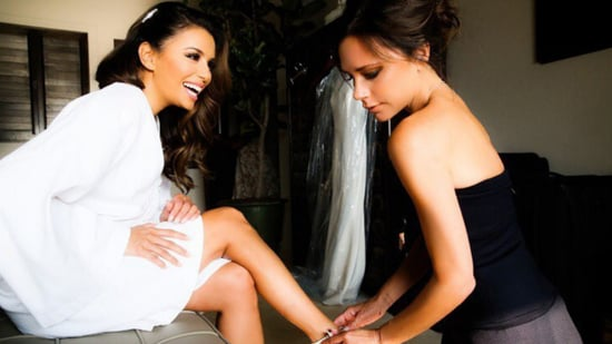 Eva Longoria Says Her Wedding was a 'Victoria Beckham Weekend': 'She Was the Best, Sweetest Person'