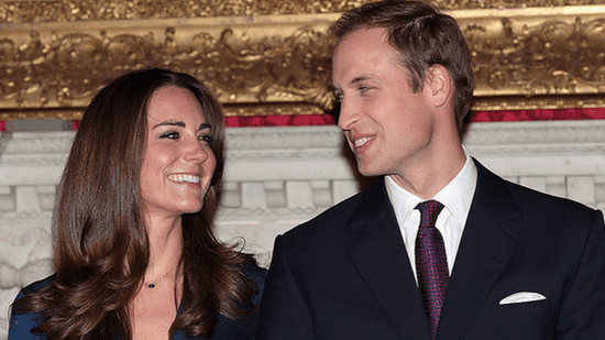 Video of Prince William and Kate Middleton's 10-Year Romance