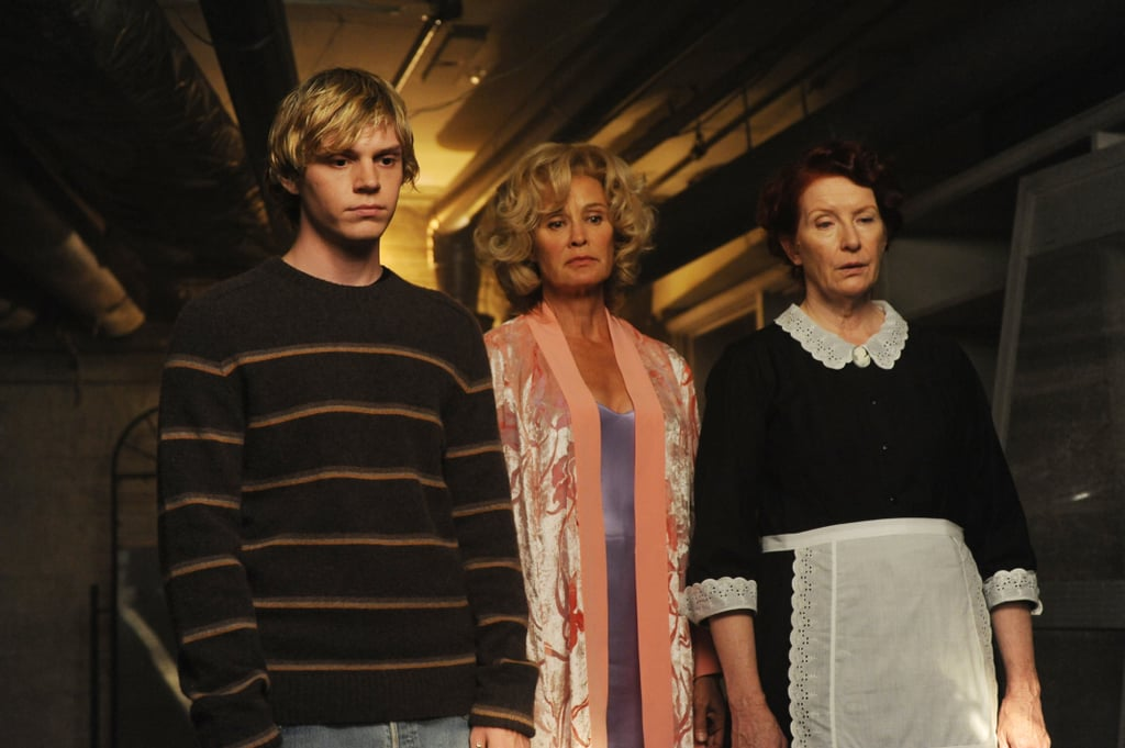 Evan Peters as Tate Langdon in Season 1