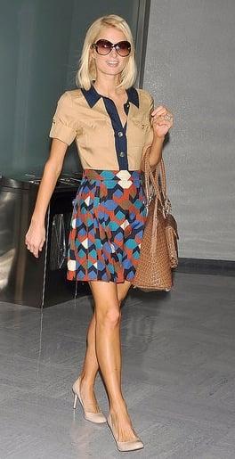 Paris Hilton Creates Denim Line for Dollhouse