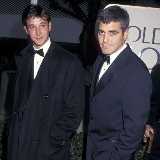 That same year Noah Wyle and George Clooney wore matching bow ties.
