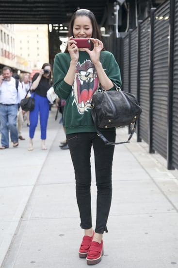 Liu-Wen-knew-fastest-way-cool-outfit-cool