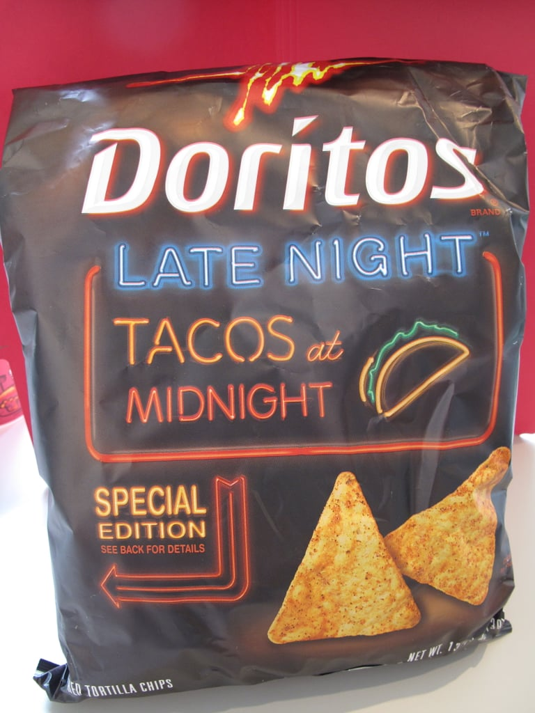 Photos of Doritos Late Night Tacos at Midnight