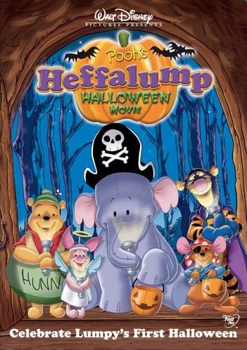 Pooh's Heffalump Halloween Movie (G)